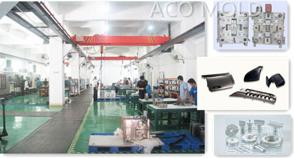 Aco mold factory and mould products