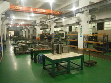 China Mold Factory