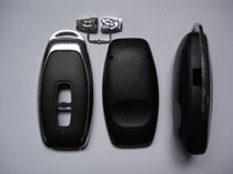 Custom housing part for car keys